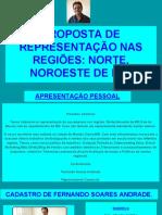 Curriculo de Fernando Andrade