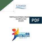 Perfil Programa de Empleo y Empleabilidad