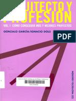 Arquitecto y Profesión Vol 1