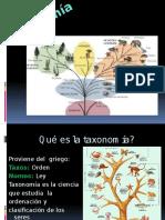 Taxonomía