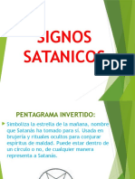 SIGNOS SATANICOS