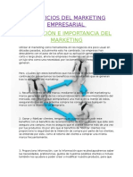 Beneficios Del Marketing Empresarial1