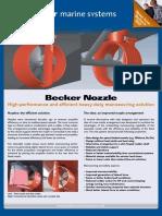 Becker Nozzle