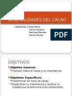 Generalidades Del Cacao Exposiciones1
