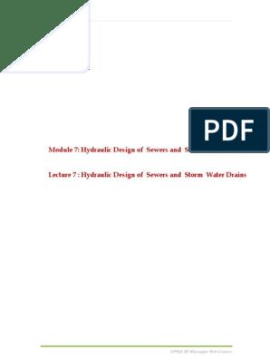 M7L7 pdf   Sanitary Sewer   Combined Sewer