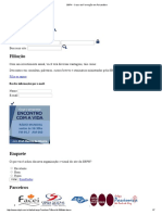 SBPH - Curso de Formação Em Psicanálise-programação Do Curso