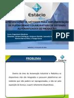 Plataformas Colaborativas - Apresentação