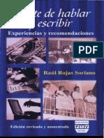 El arte de hablar  y escribir (2004) - .pdf