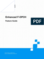 Enhanced F-DPCH Feature Guide