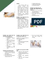Leaflet Proses Kehamilan
