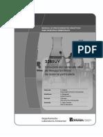 Manual Proc 3260UY Metales en Material Particulado