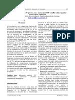 Malbernat, L. (2014) - TIC en Educación Superior