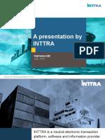 INTTRA PortCalls_PISFA Event June 2016 Final