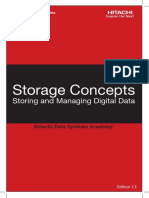 Storage Concepts Storing and Managing Digital Data