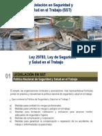 Clase 1 Legislación en SST 2016