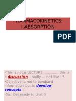 Absorption and Bioavailability Purohit