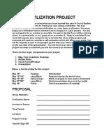 3 Civilization Project