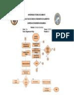 Diagrama de Flujo Laboratorio Clinico