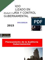 Sesión 2 Planeamiento Auditoria