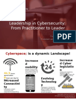 Leadership in Cybersecurity (Final)