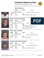 Peoria County Jail Booking Sheet 6/28/2016