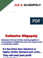 Economics - OLIGOPOLY- Part2