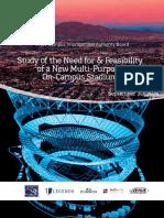 2014 Study Killed Publicly-Financed Las Vegas Football Stadium #SNTIC