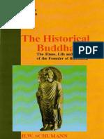 The Historical Buddha - Schumann H W