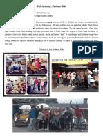 Trishaw Ride Report.doc