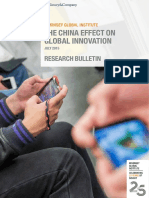 The China effect on innovation.pdf