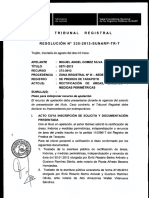 Resolución N°335-2013-SUNARP-TR-T