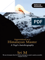 Apprenticed to a Himalayan Mast - Sri M