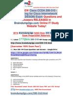 [2016-NEW-PDF]200-310 Exam Questions 277q Share 21-30