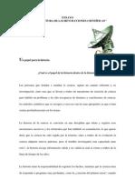 ENSAYO REVOLUCION DE LA CIENCIA