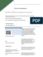 Follicular Ameloblastoma
