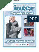 Winter Wonderland 17 Winter Patterns to Crochet.pdf