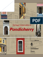Heritage Conservation in Pondicherry