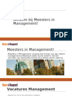 interim netwerk opdrachten   interim management opdracht