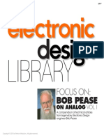 FOCUS on - Bob Pease on Analog (Book)