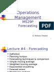 Ms 29 p Forecast Wk 4 Student