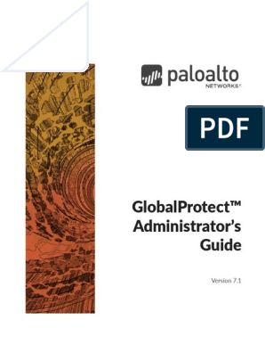Globalprotect Admin Guide | Public Key Certificate