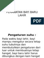 PERAWATAN BAYI BARU LAHIR.pptx