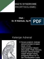 Cushing's Syndrome Dr.mahfudz