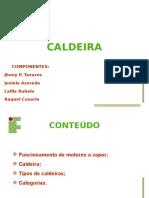 Caldeira - Tipo de Caldeiras Flamotubulares