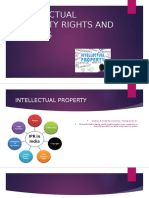INTELLECTUAL PROPERTY RIGHTS AND PATENTS.pptx