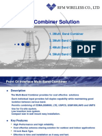 RFM Wireless_Combiner Solutions