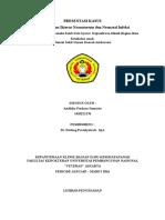 Presentasi Kasus Andhika Cover