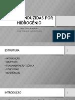 Seminário - Trincas por Hidrogênio