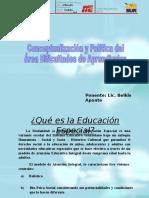 ponencia difilcutad de aprendizaje belkis apónte Completo CTA2.ppt