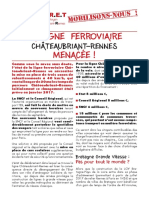 Tract Collectif Citoyen Châteaubriant Rennes En Train